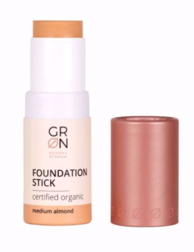 GRN Organics Make-up v tyčince - medium almond BIO, VEG