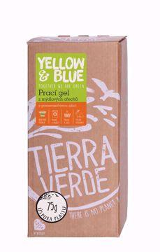 Yellow & Blue Prací gel z mýdlových ořechů s pomerančovou silicí