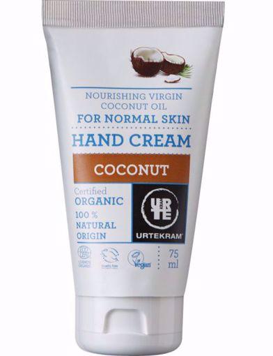Urtekram Krém na ruce kokosový 75ml BIO