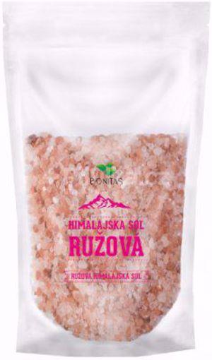 Bonitas Sůl Himalájská Růžová granulovaná 500g