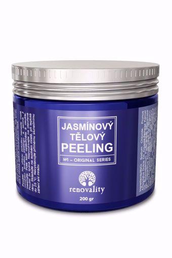 Renovality Jasmínový tělový peeling 200g