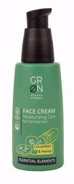 GRN Organics Krém na obličej Essential vyživující 50ml BIO, VEG