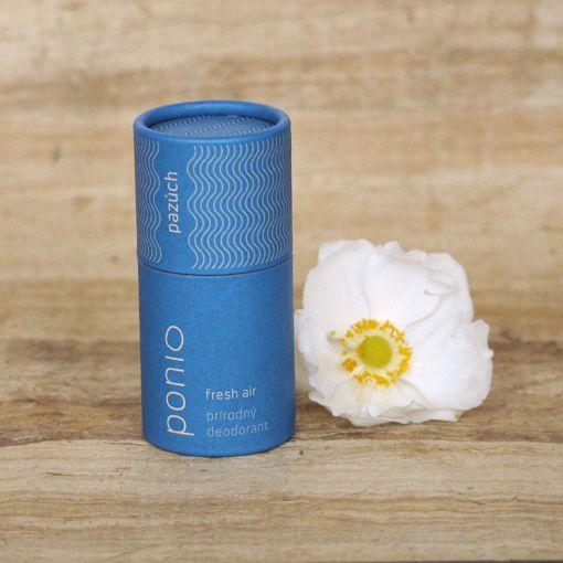 Ponio přírodní deodorant - Fresh Air 65g