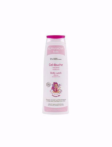 Alphanova Sprchový gel pro princezny 250 ml BIO