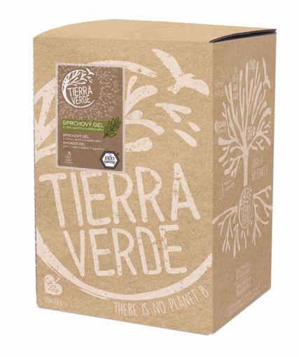 Tierra Verde Sprchový gel s vůní vavřínu kubébového