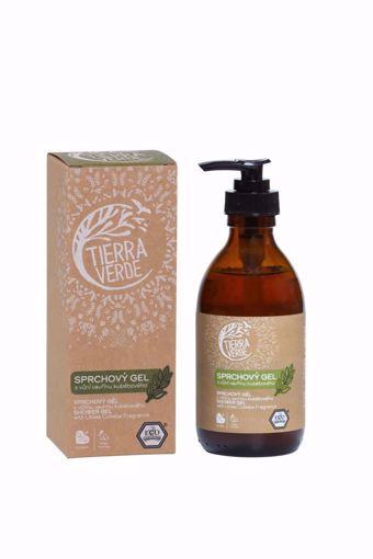 Tierra Verde Sprchový gel s vůní vavřínu kubébového 230ml lahvička