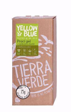 Yellow & Blue Prací gel z mýdlových ořechů se silicí vavřínu kubébového