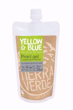 Yellow & Blue Prací gel z mýdlových ořechů na funkční