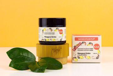 Kvitok Mangový krém s Cupuacu máslem pro Suchou / Citlivou Pleť