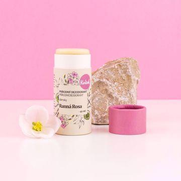 Kvitok Tuhý deodorant Ranní rosa 42ml