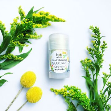 Obrázek Biorythme BEZSODÝ deodorant Citronová meduňka (velký)