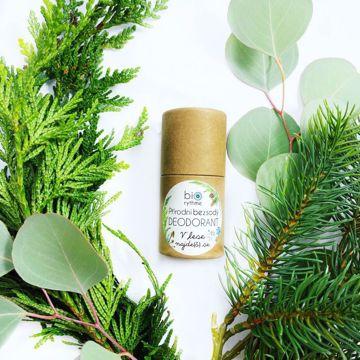 Obrázek Biorythme BEZSODÝ deodorant V lese najde(š) se, papírový obal