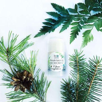Obrázek Biorythme BEZSODÝ deodorant V lese najde(š) se (velký)