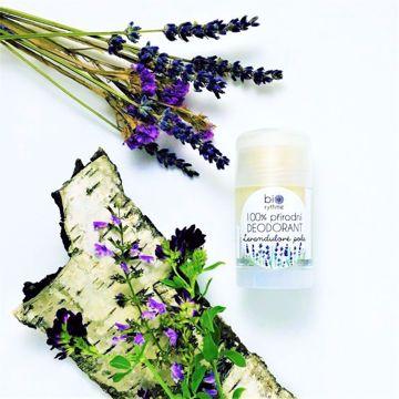 Obrázek Biorythme 100% přírodní deodorant Levandulové pole (velký)
