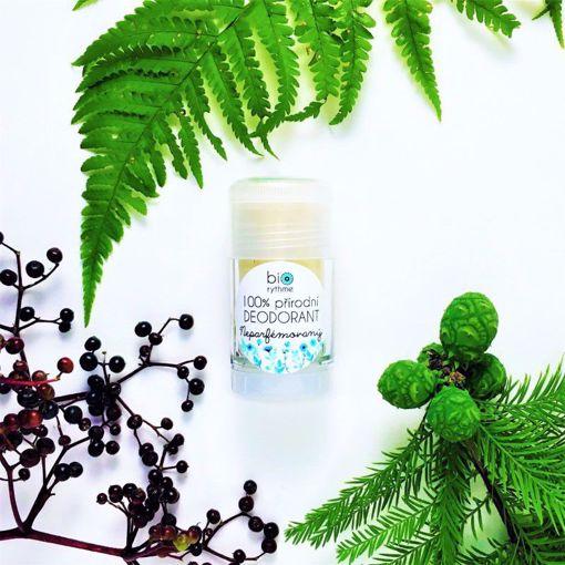 Obrázek z Biorythme  100% přírodní deodorant Neparfémovaný (velký)