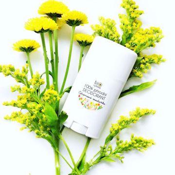 Obrázek Biorythme Výhodný XXL deodorant Citronová meduňka (limitovaná edice)