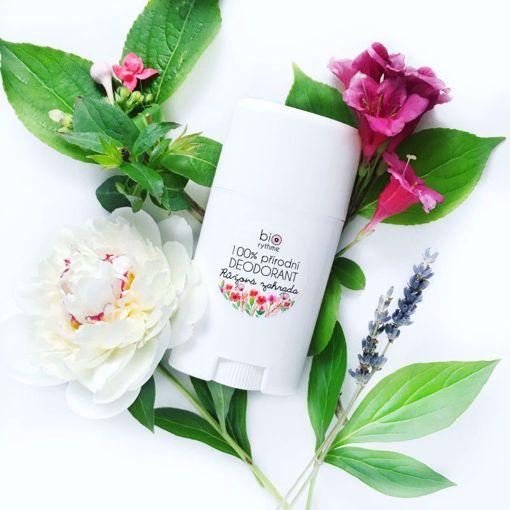 Obrázek z Biorythme Výhodný XXL deodorant Růžová zahrada (limitovaná edice)