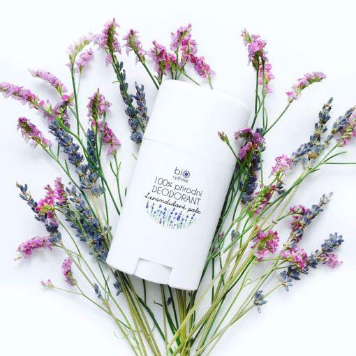 Obrázek z Biorythme Výhodný XXL deodorant Levandulové pole (limitovaná edice)