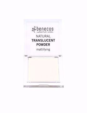 Obrázek Benecos Transparentní pudr BIO, VEG