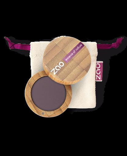 Obrázek z ZAO Matný oční stín 205 Dark Purple