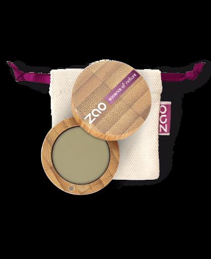 Obrázek z ZAO Matný oční stín 207 Green Olive