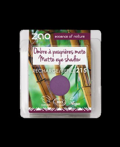 Obrázek z ZAO Matný oční stín 215 Purplish Grape - náplň