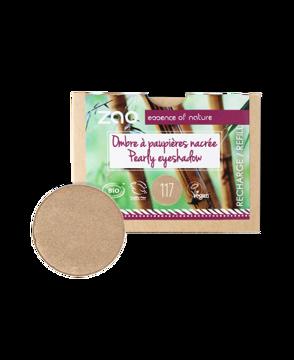 Obrázek ZAO Perleťový oční stín 117 Pinky Bronze - náplň