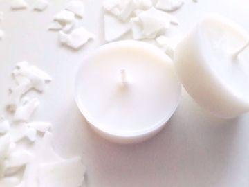 Obrázek Soyovky SÓJOVÁ čajová svíčka - náplň