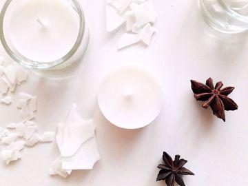 Obrázek Soyovky KOKOSOVÁ čajová svíčka - náplň