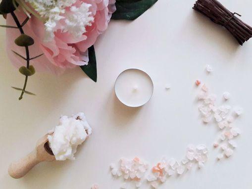 Obrázek z Soyovky KOKOSOVÁ čajová svíčka
