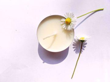 Obrázek Soyovky SÓJOVÁ čajová svíčka
