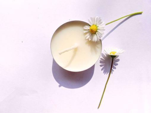 Obrázek z Soyovky SÓJOVÁ čajová svíčka