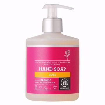 URTEKRAM Tekuté mýdlo na ruce růžové 380ml BIO