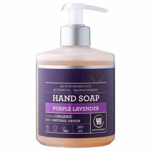 URTEKRAM Tekuté mýdlo na ruce levandule 300ml BIO
