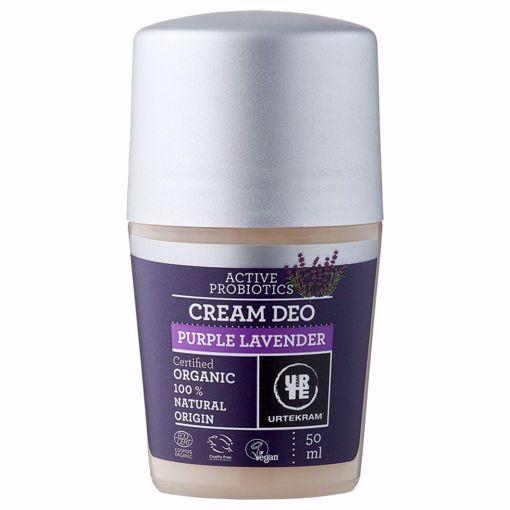 URTEKRAM Deodorant roll on krémový levandule 50ml BIO