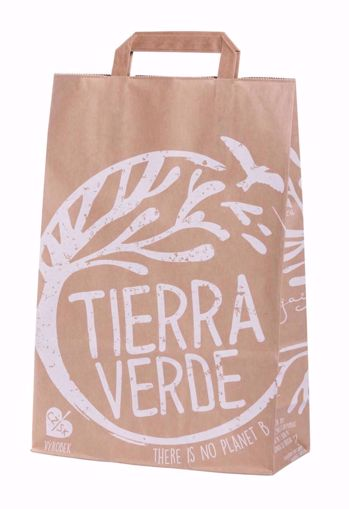 Papírová taška Tierra Verde