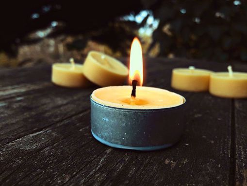 Obrázek z Soyovky VČELÍ čajová svíčka