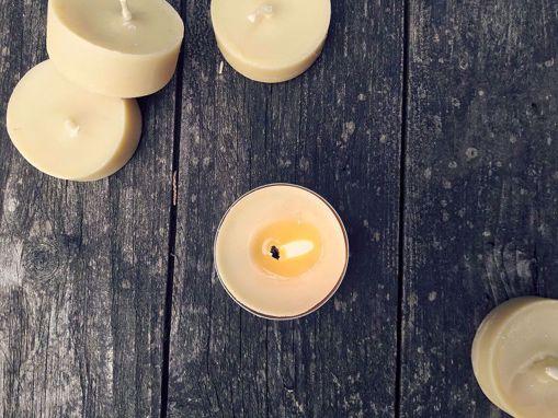 Soyovky VČELÍ čajová svíčka - náplň