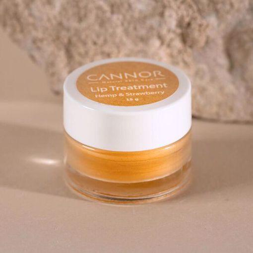 Cannor Intenzivní balzám na rty-Lip Treatment-10g