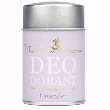 Obrázek THE OHM COLLECTION - Pudrový Deodorant LAVENDER