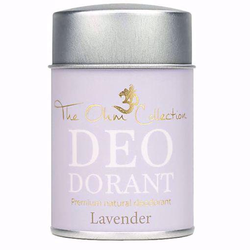 Obrázek z THE OHM COLLECTION - Pudrový Deodorant LAVENDER