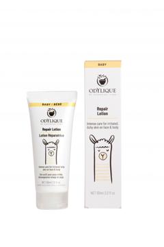 Obrázek ODYLIQUE - Emolienční krém pro atopickou a citlivou pokožku - BABY REPAIR (60 ml)