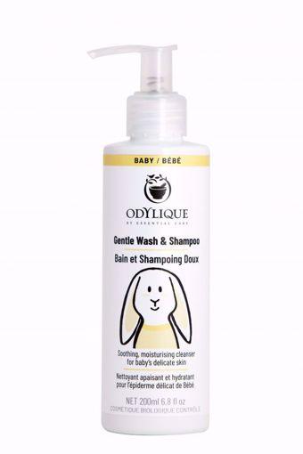 Obrázek z ODYLIQUE - Dětský jemný mycí gel a šampon