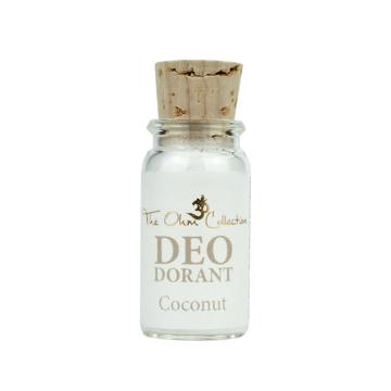 Obrázek THE OHM COLLECTION - Pudrový Deodorant SWEET COCONUT - VZOREK