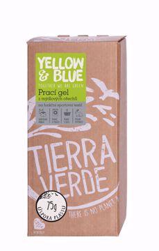 Obrázek Tierra Verde Prací gel z mýdlových ořechů na funkční sportovní textil s koloidním stříbrem, cena za 1 dcl