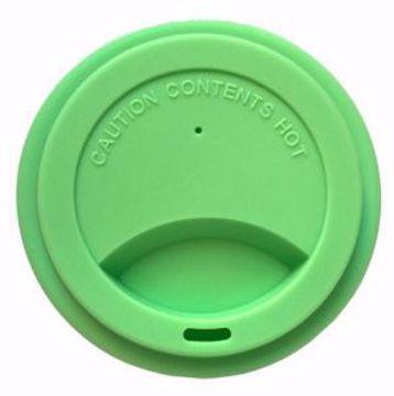 Obrázek Jack N 'Jill Silikonové víčko Zelené