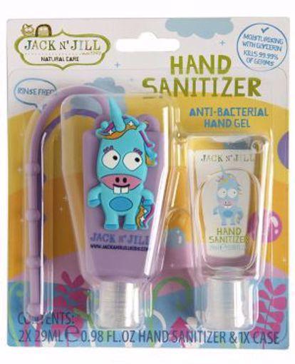 Obrázek z Jack N 'Jill Antibakteriální gel na ruce pro děti JEDNOROŽEC