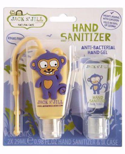 Obrázek z Jack N 'Jill Antibakteriální gel na ruce pro děti OPICE
