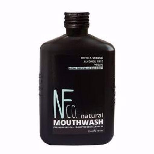 Obrázek z Jack N 'Jill Přírodní ústní voda NFco bez alkoholu & fluoridů