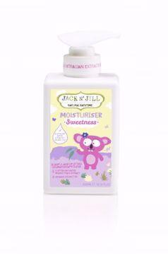 Obrázek Jack N 'Jill Tělové mléko NATURAL BATHTIME SWEETNESS
